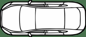 Тонировка передних окон