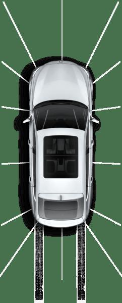 Тонировка автомобитей