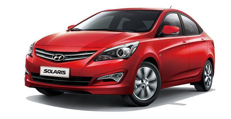 Ремонт Hyundai Solaris